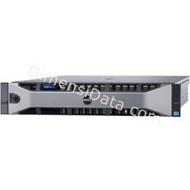 Jual Rack Server DELL PowerEdge 2U R730 [(2) E5-2630v4, 64GB, 4x1.8TB SAS]